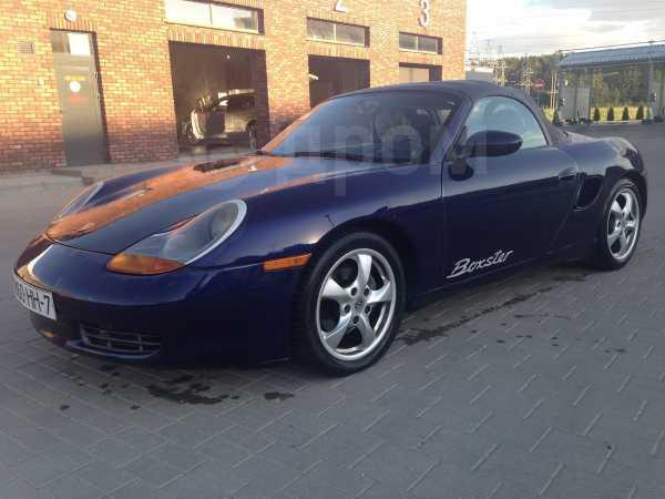 Porsche Boxster, 2002 год, 999 999 руб.