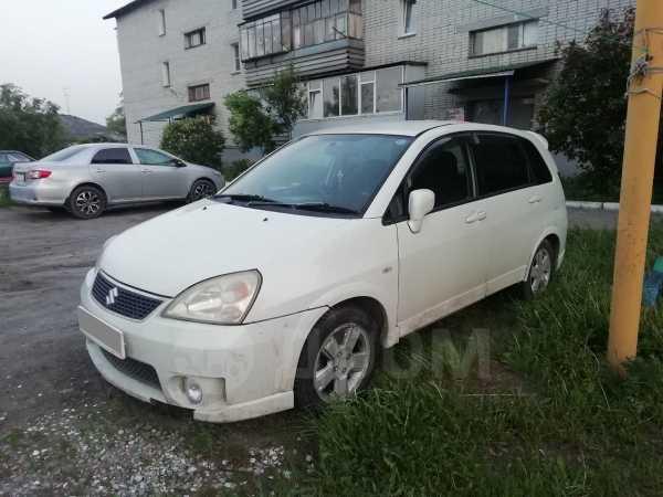 Suzuki Aerio, 2003 год, 160 000 руб.