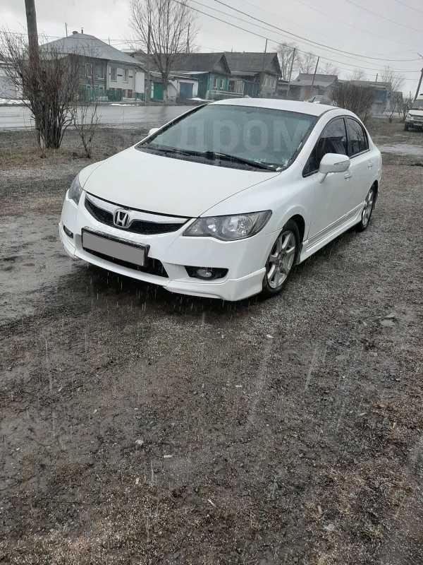 Honda Civic, 2009 год, 408 000 руб.