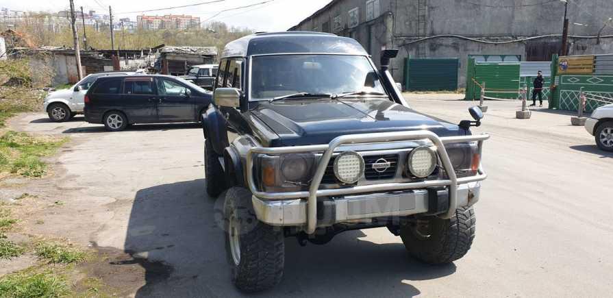 Nissan Safari, 1992 год, 950 000 руб.