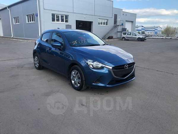 Mazda Demio, 2018 год, 656 000 руб.