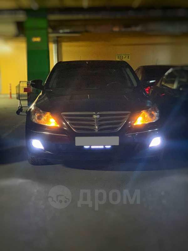 Hyundai Genesis, 2010 год, 780 000 руб.