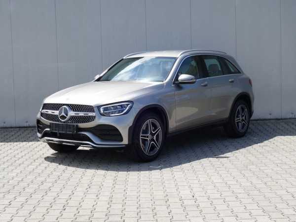 Mercedes-Benz GLC, 2020 год, 4 000 000 руб.