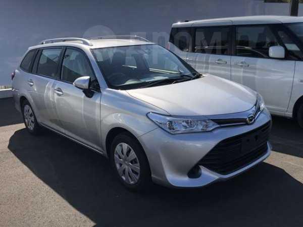 Toyota Corolla Fielder, 2016 год, 700 000 руб.