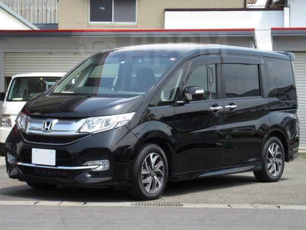 Honda Stepwgn, 2016 год, 737 000 руб.