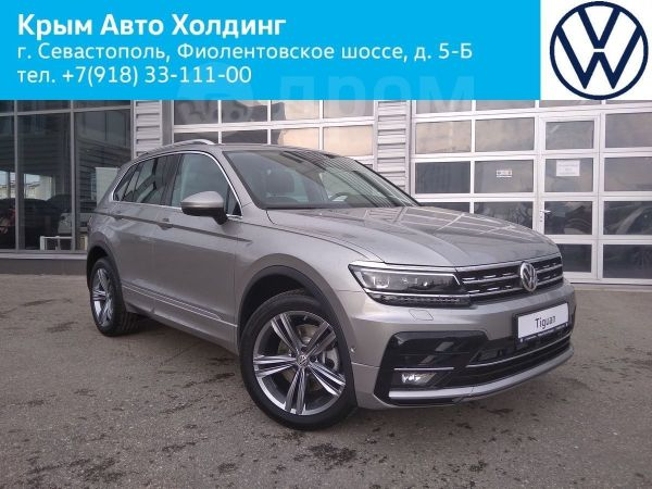 Volkswagen Tiguan, 2020 год, 2 845 800 руб.