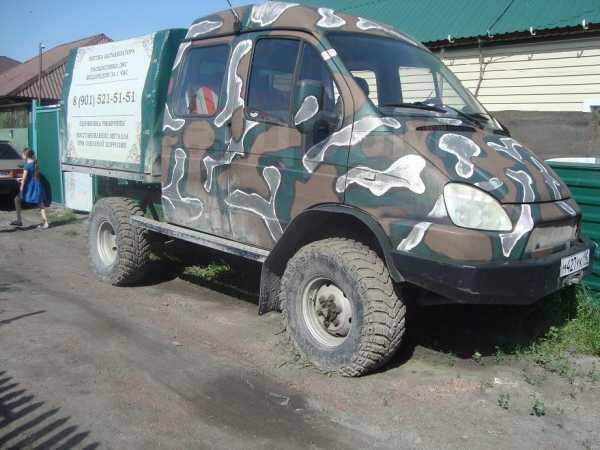 ГАЗ 2217, 2005 год, 750 000 руб.