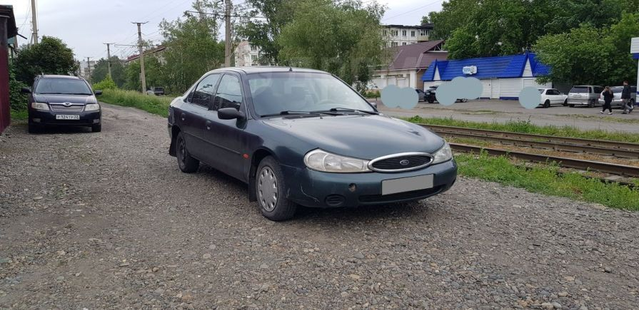 Ford Mondeo, 1997 год, 155 000 руб.