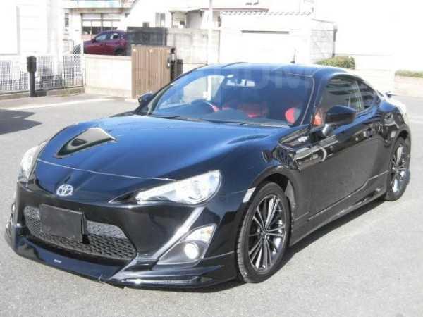 Toyota GT 86, 2016 год, 1 250 000 руб.