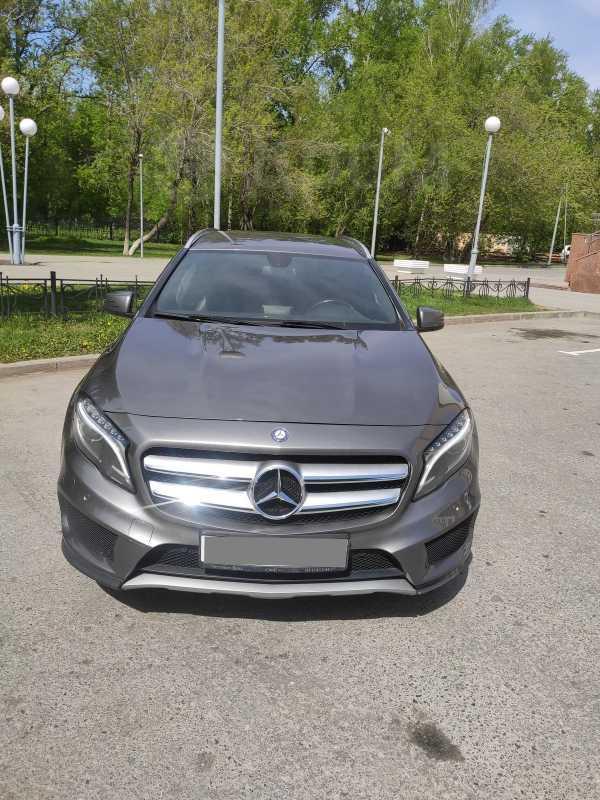 Mercedes-Benz GLA-Class, 2014 год, 1 070 000 руб.