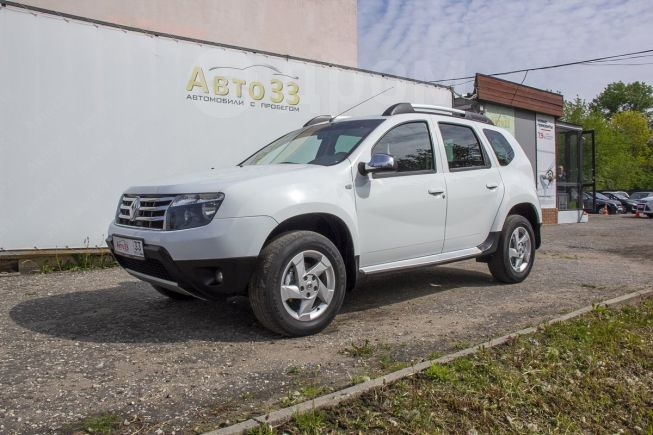 Renault Duster, 2013 год, 578 000 руб.