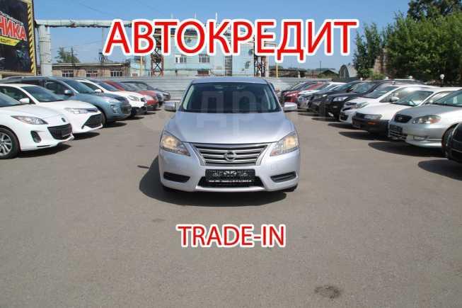 Nissan Sentra, 2015 год, 565 000 руб.