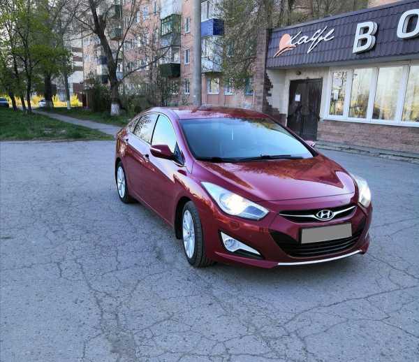 Hyundai i40, 2012 год, 725 000 руб.