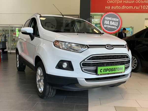 Ford EcoSport, 2014 год, 635 000 руб.