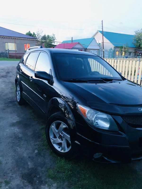 Pontiac Vibe, 2002 год, 355 000 руб.