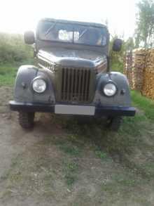 Нижнеудинск ГАЗ 69 1965