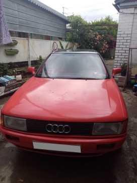 Яблоновский Audi 80 1989
