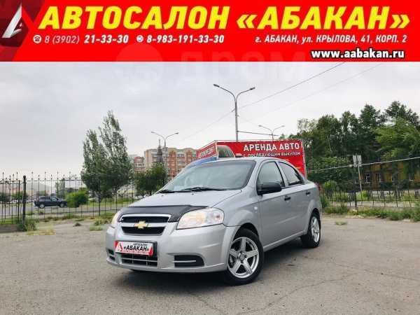Chevrolet Aveo, 2010 год, 239 000 руб.