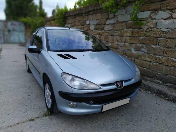 Peugeot 206, 2001 год, 150 000 руб.