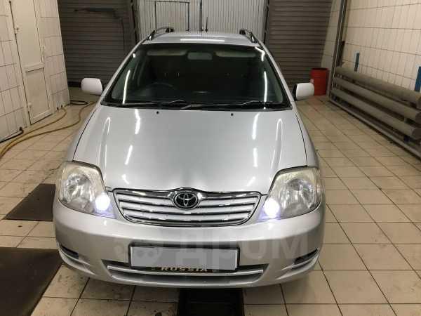 Toyota Corolla Fielder, 2003 год, 300 000 руб.