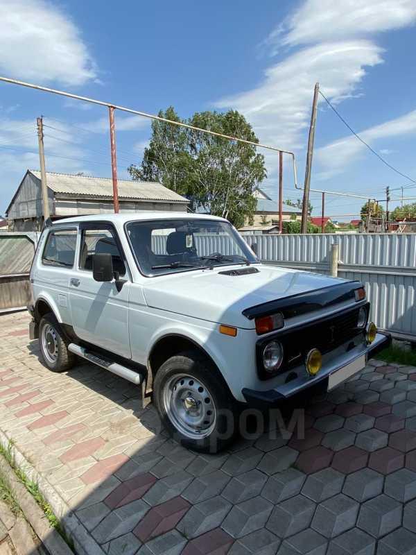 Лада 4x4 2121 Нива, 2002 год, 187 000 руб.