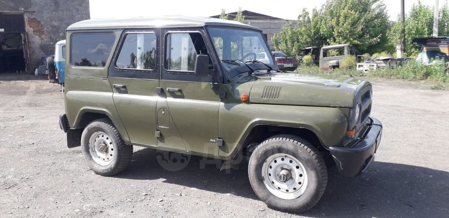 УАЗ 3151, 2007 год, 230 000 руб.
