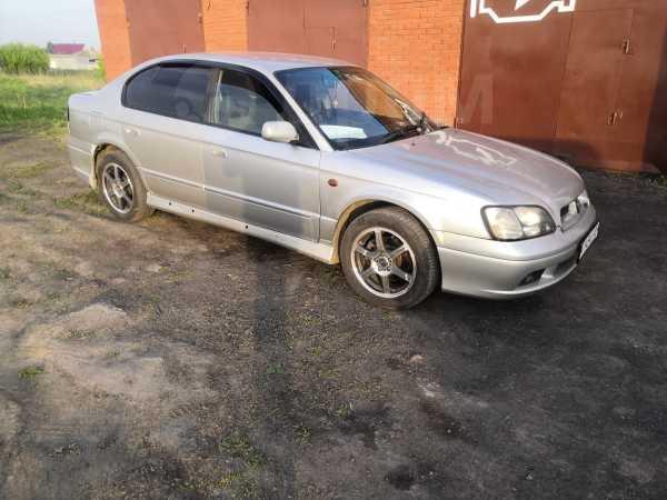 Subaru Legacy B4, 2000 год, 215 000 руб.