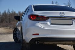 Удачный Mazda6 2016