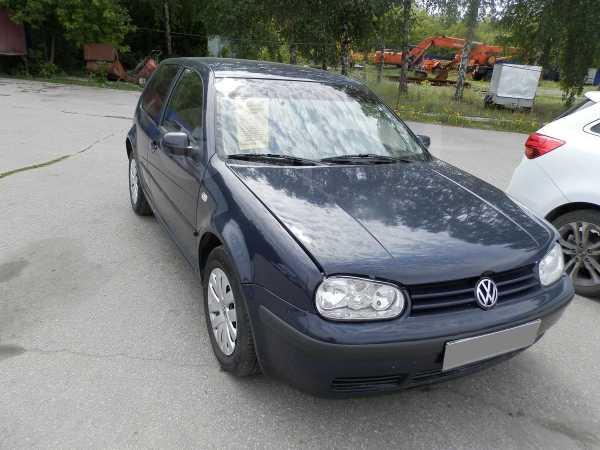 Volkswagen Golf, 2002 год, 188 000 руб.