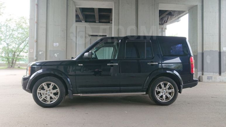 Land Rover Discovery, 2008 год, 1 000 000 руб.