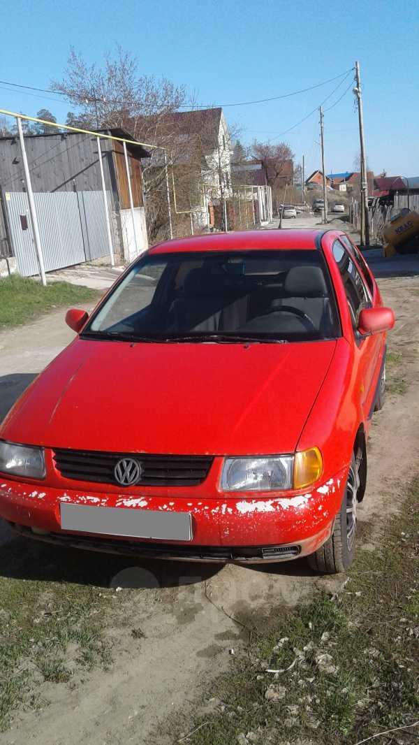 Volkswagen Polo, 1996 год, 70 000 руб.