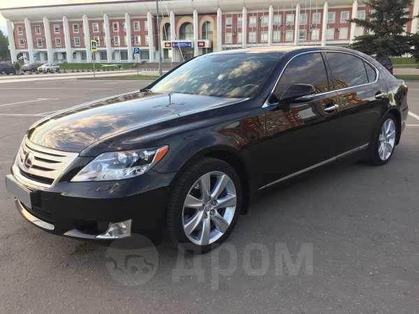Lexus LS600hL, 2010 год, 1 470 000 руб.
