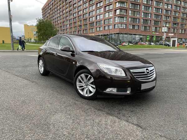Opel Insignia, 2012 год, 745 000 руб.