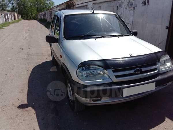 Chevrolet Niva, 2004 год, 160 000 руб.