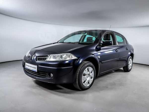 Renault Megane, 2008 год, 319 600 руб.