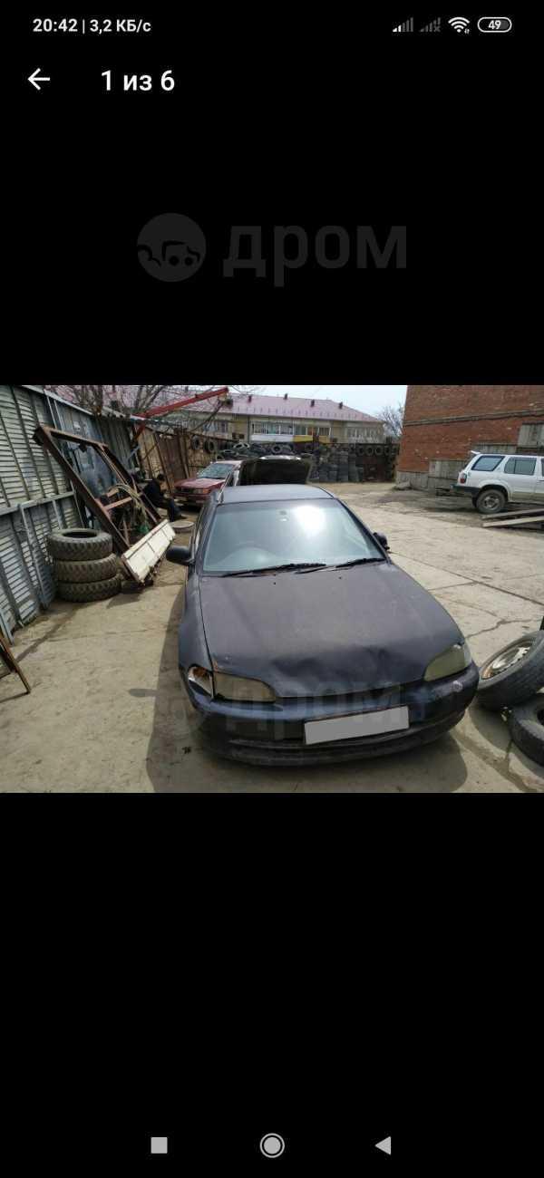 Honda Civic Ferio, 1991 год, 25 000 руб.