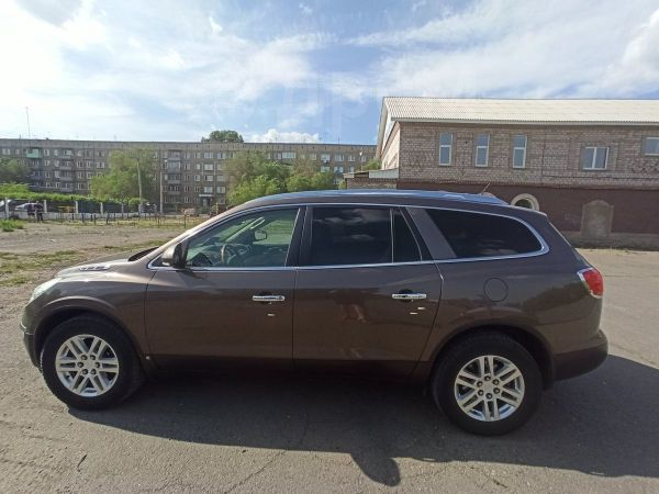 Buick Enclave, 2008 год, 1 290 000 руб.