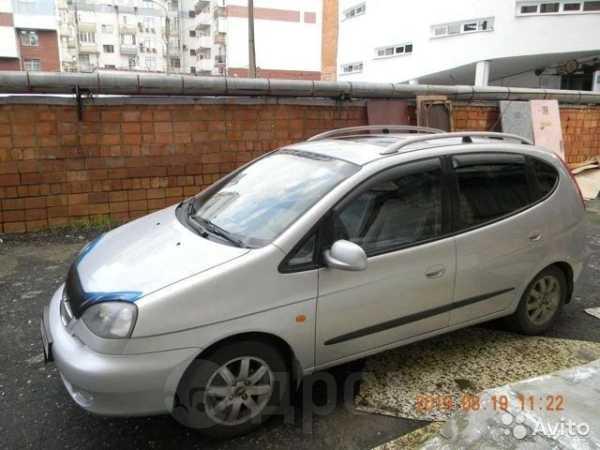 Chevrolet Rezzo, 2008 год, 280 000 руб.