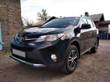 Хилок Toyota RAV4 2014