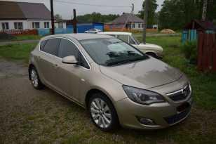 Ижморский Opel Astra 2011