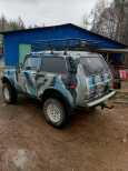 Лада 4x4 2121 Нива, 1990 год, 130 000 руб.