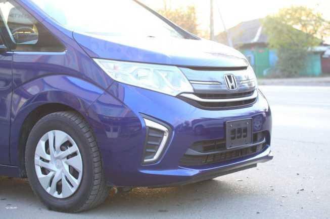 Honda Stepwgn, 2015 год, 1 225 000 руб.