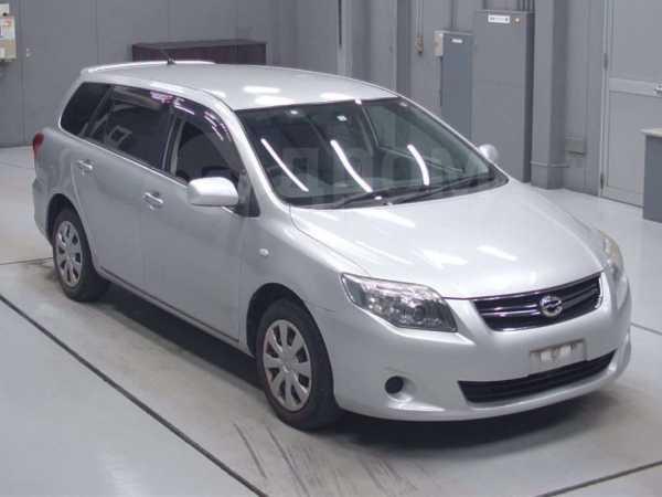 Toyota Corolla Fielder, 2012 год, 605 000 руб.
