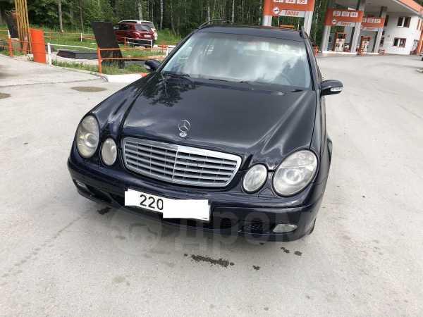Mercedes-Benz E-Class, 2003 год, 435 000 руб.