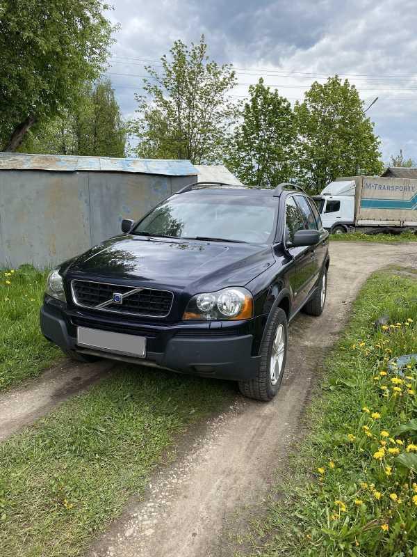 Volvo XC90, 2005 год, 450 000 руб.