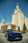 Ford Mustang, 2013 год, 1 800 000 руб.