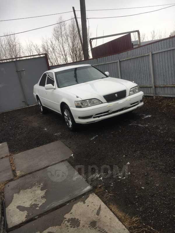 Toyota Cresta, 1997 год, 199 999 руб.