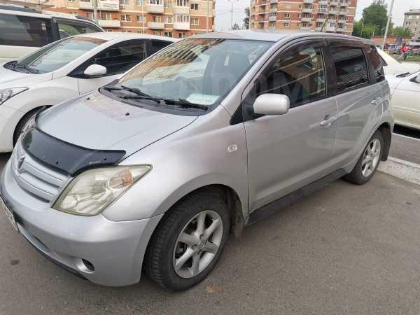 Toyota ist, 2003 год, 335 000 руб.