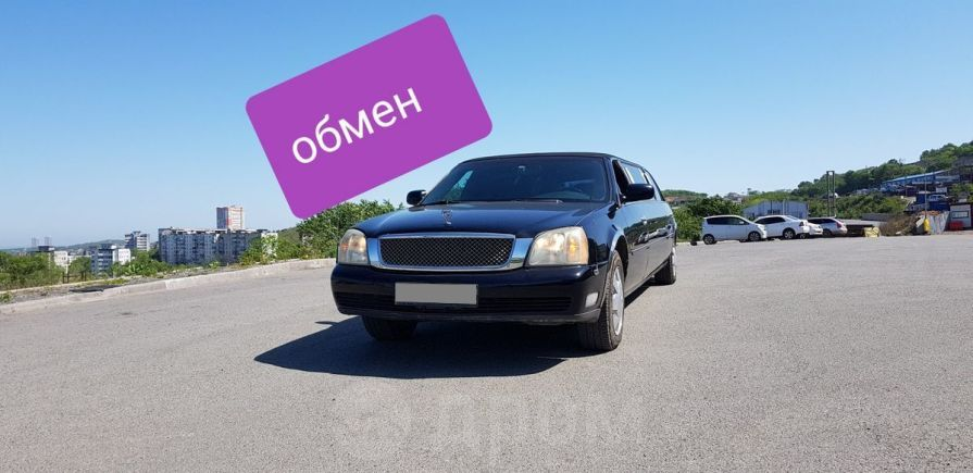 Cadillac DeVille, 2004 год, 750 000 руб.