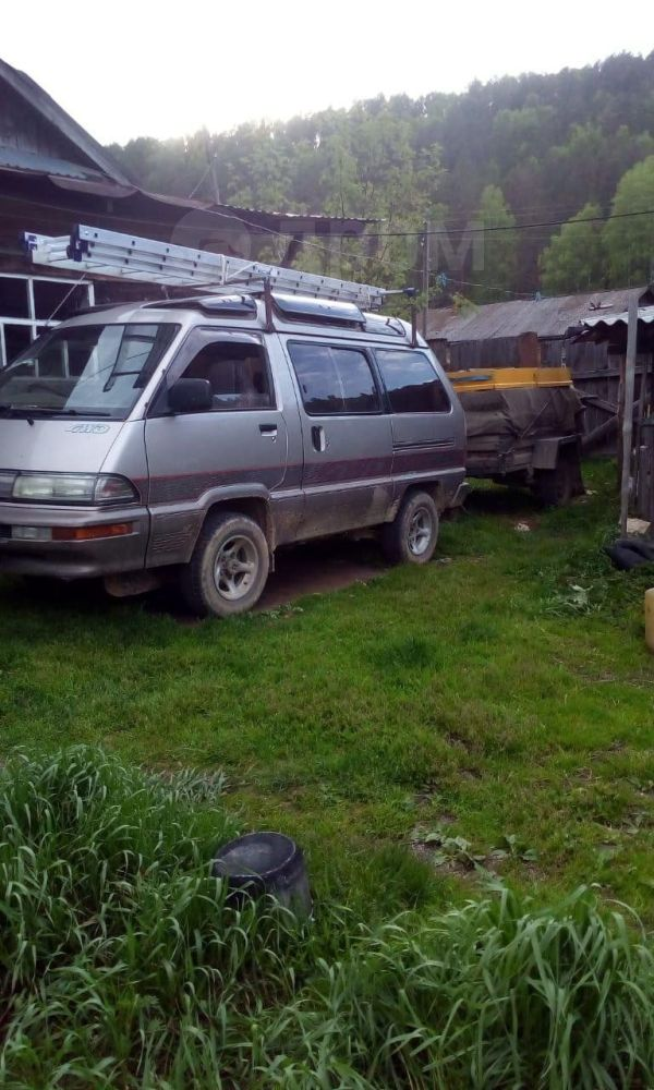 Toyota Master Ace Surf, 1990 год, 120 000 руб.